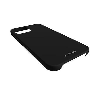 Hyphen Silicone Case iPhone 12 Pro Max, Black
