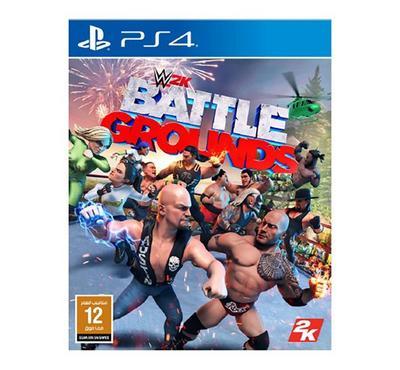 Battle Grounds, PS4
