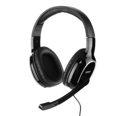 Edifier, K815 Stereo Headsets, Black