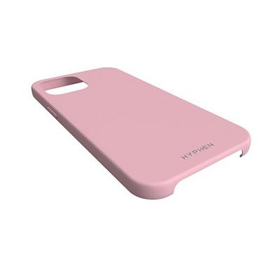 Hyphen Silicone Case iPhone 12 Pro Max, Pink