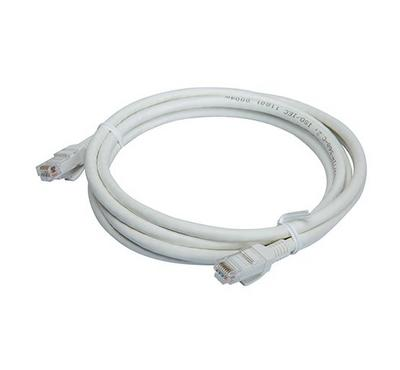 Bitcorez,  PVC Cat6 UTP Patch Cable, White
