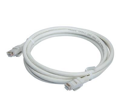 Bitcorez, Cat 6 UTP Patch Cable, 20M, White