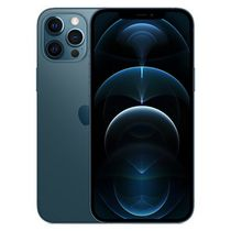 آبل أيفون 12 برو ماكس ، 5 جي ، 128 جيجا ، أزرق
