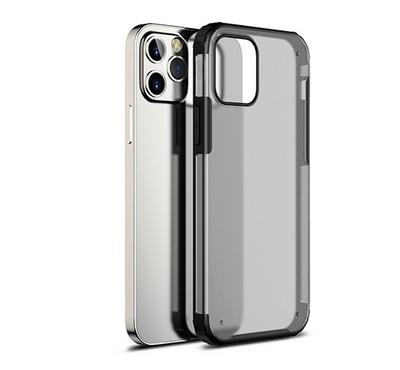 Jinya Armor Clear Protecting Case for iPhone 12 Pro Max, White