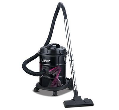 Clikon Eeasyvac, Vacuum Cleaner, 18.0L, 1600W, Pink/Black