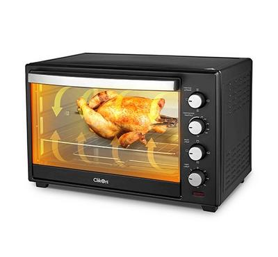 Clikon, Electric Oven Toaster With, 46.0L, 1800W, Black