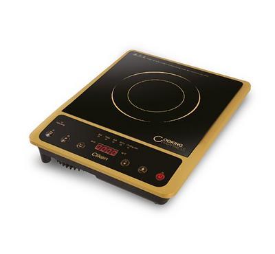 Clikon, 1B Infrared Cooker, 2000W, Black/Gold