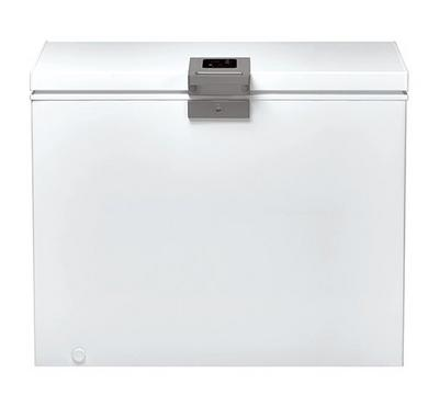 Candy, Chest Freezer, 200 Ltr Net Capacity, White