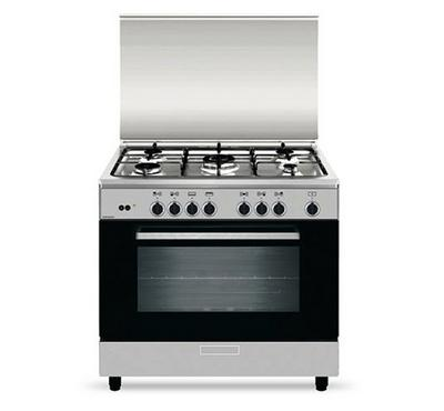 Asset, 90x 60 Cooking Range , 5 Gas Burners, Gas Oven, Gas Grill