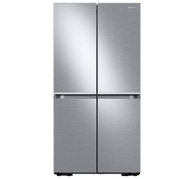 Samsung, Refrigerator, 29 Cu.ft, Real Stainless Color