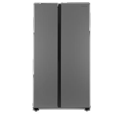 Samsung, Refrigerator, 22.9 Cu.ft, Silver Matt