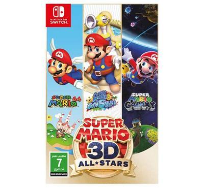 Super Mario 3D All Star, Nentindo Switch
