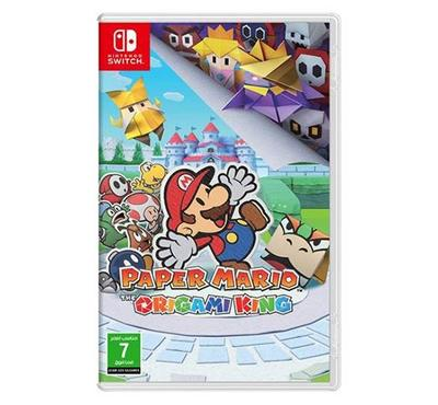 Paper Mario The Origami King, Nintendo Switch