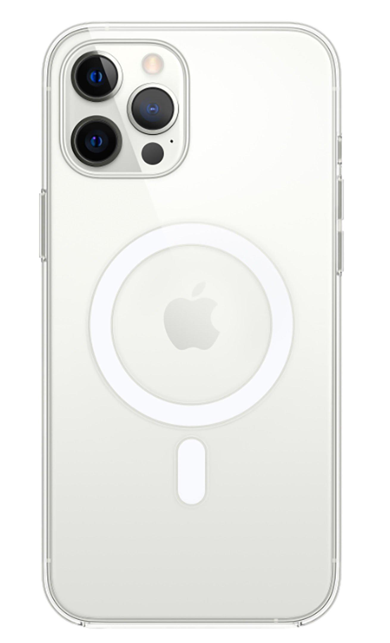 Apple iPhone 12 Pro Max Clear Case with MagSafe - eXtra Saudi