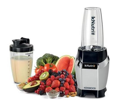 Kenwood kNutri Blender, 600W, 10 pcs set