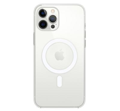 Apple iPhone 12 , 12 Pro Clear Case with MagSafe
