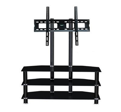 WB, 32-65-Inch LED TV Bracket Stand 3 Layers, Black