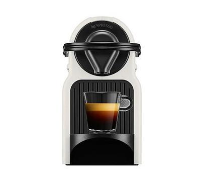 Nespresso INISSIA C40, Espresso Coffee Machine 19bar, 0.7L, 1260W, White