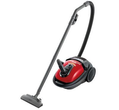Hitachi Vacuum Cleaner Canister Type, 6.0L, 1800W, Brilliant Red.