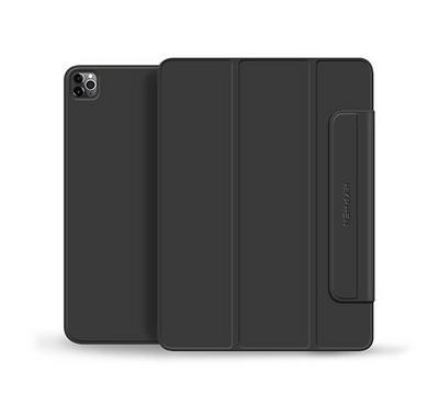 Hyphen Smart Folio Cover for iPad Pro 2020 12.9 inch, Black
