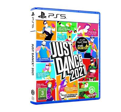PS5,Just Dance 2021