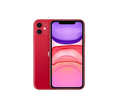 Apple iPhone 11, 4G, 64GB, Red, New Edition