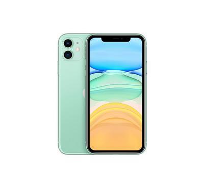 Apple iPhone 11, 4G, 128GB, Green, New Edition