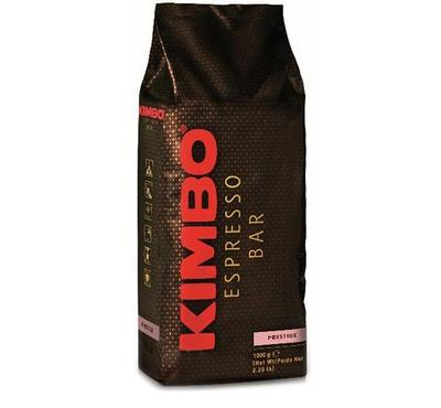 Kimbo Prestige Coffee 1Kg, (70% Arabica) Medium Roast