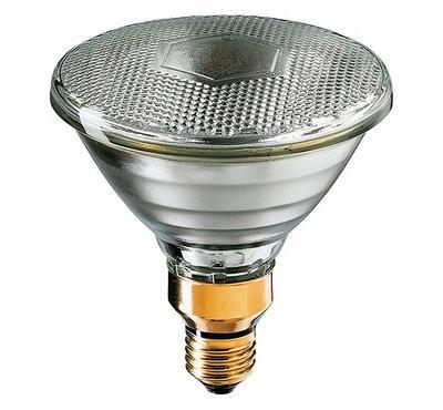 Philips 80W Flood Light Bulb, Par38, E27, Assorted