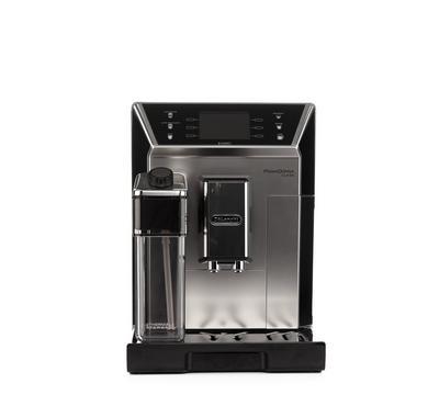 Delonghi Fully Automatic Coffee Maker, 1450W, 19 Bar, Silver