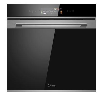 Midea Built-in Electric Oven With Convection,60cm, 71.0L,17 Functions, 2900W, Black.