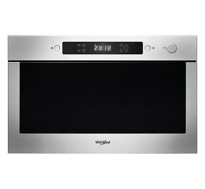 Whirlpool Built-in Microwave Oven Solo,60cm, 22.0L, 750W, Stainless Steel.