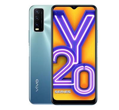 Vivo Y20,4G, 64GB, Blue
