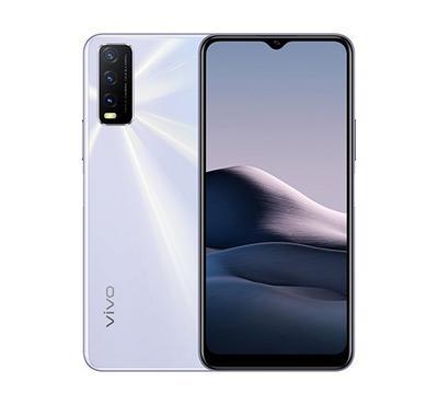 Vivo Y20,4G, 64GB, White