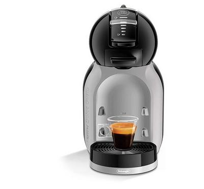 Delonghi Nescafe Dolce Gusto, Automatic Coffee Machine,0.8l ,15bar, 1460w,Black/grey