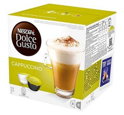 NescafeDolceGusto Cappuccino16 Capsules.