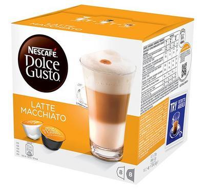 NescafeDolceGusto LatteMacchiato16 Capsules