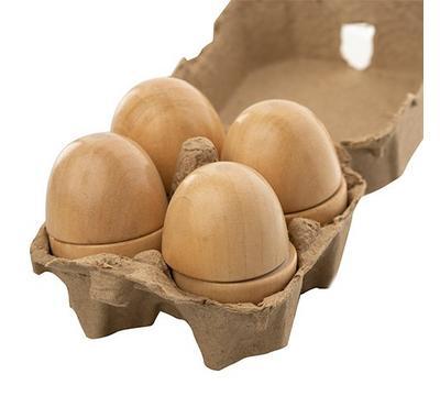 ايديوفن، طبق البيض الخشبي