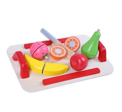 EduFun, Cutting fruits set