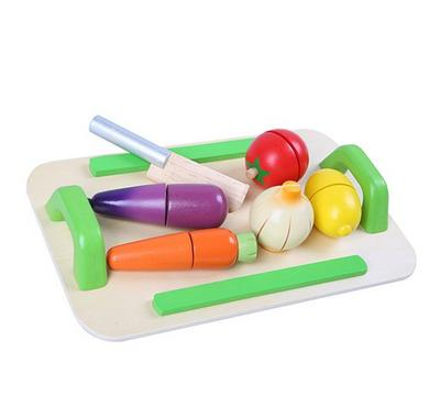 EduFun, Cutting vegetable set