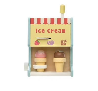EduFun, Wooden ice cream machine