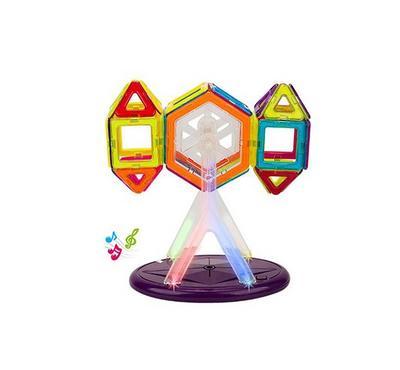 SaudiToys, 52pcs  Magnetic Block Toy
