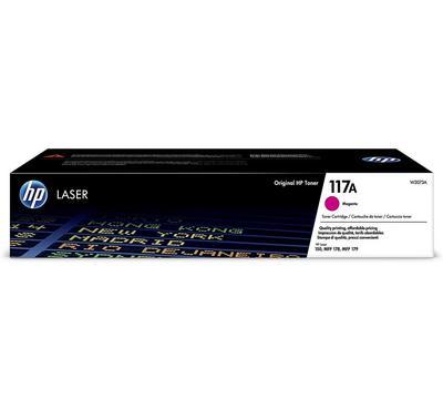 HP 117A Magenta Laser Printer Toner Cartridge 700 Pages