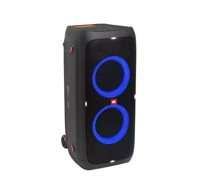 JBL PARTYBOX310 Powerful portable Bluetooth party speaker,Black