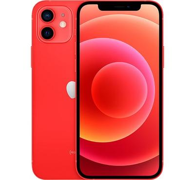 Apple iPhone 12, 5G, 64GB, Red