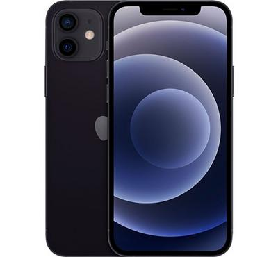 Apple iPhone 12, 5G, 64GB, Black