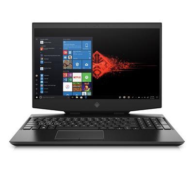 HP Omen 15, Core i7, 15.6 inch, 16GB, 256GB+1TB, Shadow Black