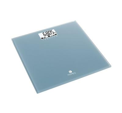 Homez Scale tempered glass, Capacity 180kg