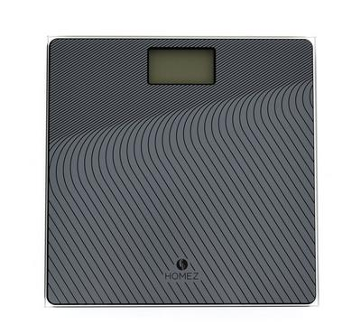 Homez Scale, Auto On, 8mm Tempered Glass platform, 180kg