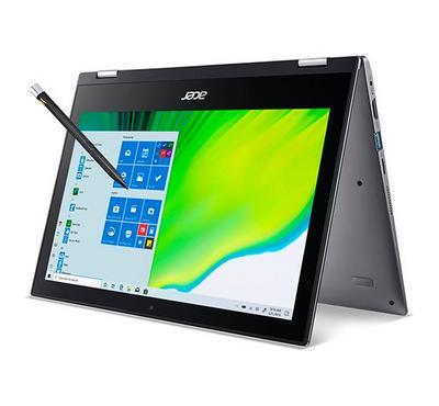 Acer Spin 1, Intel Celeron, 11.6 Inch, 4GB, 128GB, Steel Grey